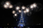 Bastille Day Fireworks Celebrations