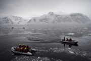 International Scientists Conduct Antarctic Research Mission