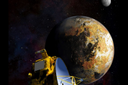 New Horizons Sees Possible Clouds On Pluto