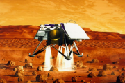 European Space Agency Mars probe destroyed after plunging to surface