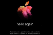 October 27 Apple Event and What to Expect!