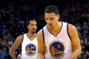 Is Klay Thompson on his way out of the Bay Area?