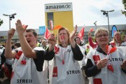 Amazon Workers Launch One-Day Strike