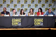 Agents of Shield Cast at SDCC Comic-Con Interntional Panel