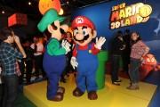 Nintendo Celebrates The Launch Of Super Mario 3D Land