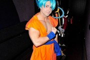 Dragon Ball Z: Resurrection 'F' U.S. Premiere At LA LIVE Regal Cinemas 14