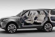 2017 Land Rover Discovery' Resurgence: Release Date, Specs, Review & First Impression