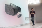 Google Daydream View Review Is A Pace Setting Virtual Reality Gadget