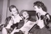Fidel Castro Invited To New York Press Photographer's Ball