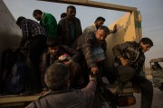 Civilians Struggle As ISIL Resistance Slows Mosul Offensive