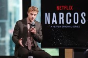 AOL Build Presents Boyd Holbrook Discussing Season 2 Of Netflix's 'Narcos.'