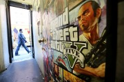 Grand Theft Auto Video Game Rakes In 800 Million Dollars Within One Day Of Sales