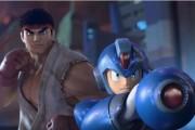 Mega Man and Ryu