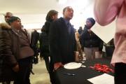 Rainbow/PUSH Coalition Holds Chicago Job Fair