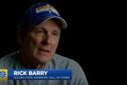 Rick Barry talks about Thompson