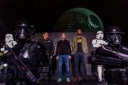 'Rogue One: A Star Wars Story' Actor Mads Mikkelsen Visits Walt Disney World Resort
