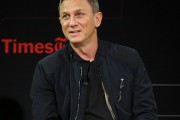 Times Talks Presents: 'Spectre', An Evening With Daniel Craig And Sam Mendes
