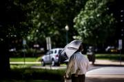 Heat Wave Pushes Temperatures Into Upper 90's In D.C.