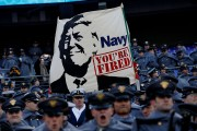 President-Elect Donald Trump Attends Annual Army Navy Football Game
