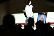 Apple Shares Continue To Fall After 'Death Cross'