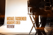Assassins Creed - Michael Fassbender exclusive interview (2016)