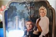 Zsa Zsa Gabor & Prince Frederic von Anhalt Celebrate Their 25th Wedding Anniversary