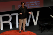 Unconventional Career Advice | Christine Bailey | TEDxRoyalTunbridgeWells