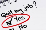 Signs that tell you you should quit your job and change it.