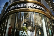 American Apparel Files For Bankruptcy Protection