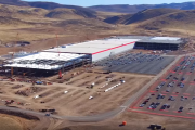 Tesla's Gigafactory Starts Battery Production
