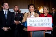 Democratic Senators Harkin, Landrieu, And Warner Discuss Health Care
