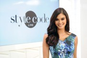 Miss Universe 2016 Pia Wurtzbach Appears On Amazon's Style Code Live