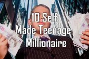 10 Youngest Self Made Millionaires