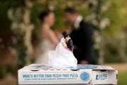 Domino's Launches Wedding Registry