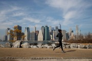 Unseasonably Warm February Temperatures Approach 60 Degrees In New York City