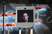Edward Snowden's new job