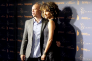 Halle Berry Arrives & Speaks at City Gala 2017