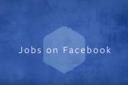 Facebook's job feature