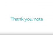 Job interview tip: Write a thankless thank-you note.