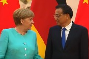 China Becomes Germany's Biggest Trading Partner