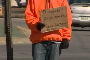 Portland Seeks To Give Jobs To Panhandlers
