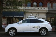 Google's Lexus RX 450H is one example of a self-driving car.