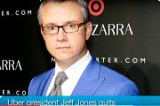 Uber president Jeff Jones quits