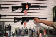 Gun industry experiences slowdown.