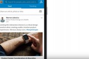 LinkedIn's Trending Storylines