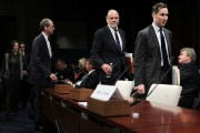 Former MF Global CEO Jon Corzine Testifies To House Hearing On Company's Bankruptcy