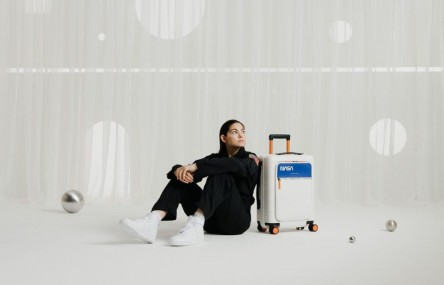 Designer Of The First-Ever Space Luggage: Meet The World's Youngest Astronaut In Training
